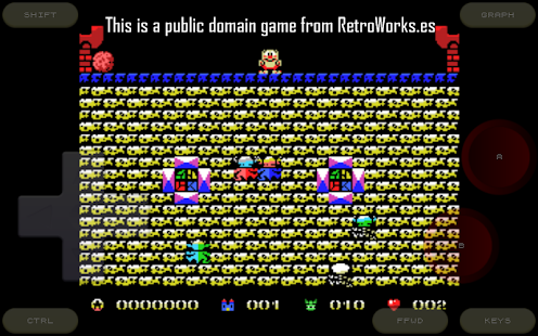 fMSX Deluxe - MSX Emulator - screenshot thumbnail