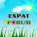 Expat Forum Community For Expa logo