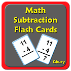 Math Subtraction Flash Cards icon