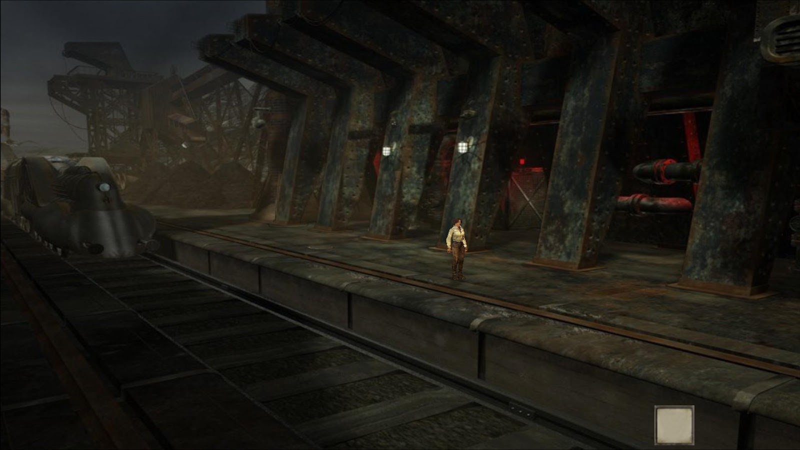 Syberia (Full) - screenshot