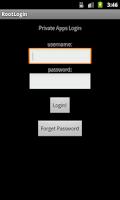 Screenshot of GuarDroid User Study Pack