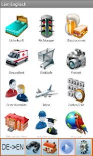 Englisch Lernen und Sprechen - screenshot thumbnail