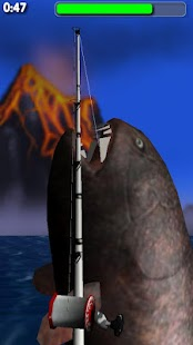 Big Dino Fishing 3D - screenshot thumbnail