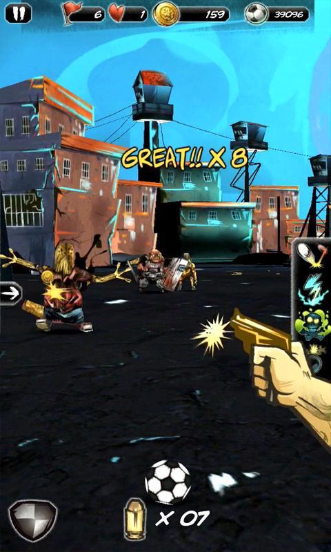 Undead Soccer screenshot #3