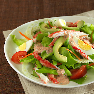 Crab Louis Salad Recipe