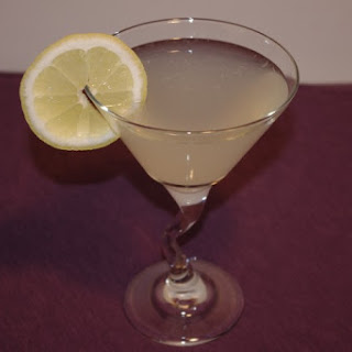 Grape Lemonade Martini