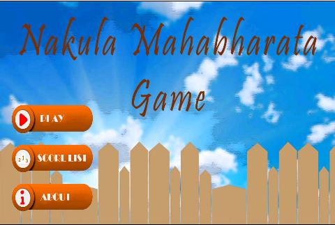 Nakula Mahabharata Game