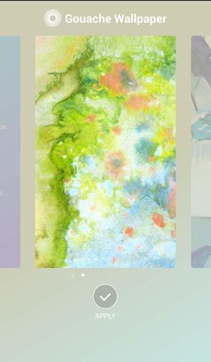 玩個人化App|Gouache Wallpaper免費|APP試玩
