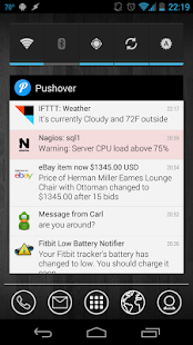 Pushover - screenshot thumbnail