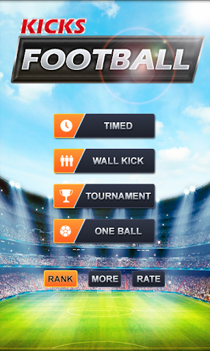 Football Kicks 3D screenshot for Android