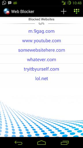 Web Blocker *ROOT*