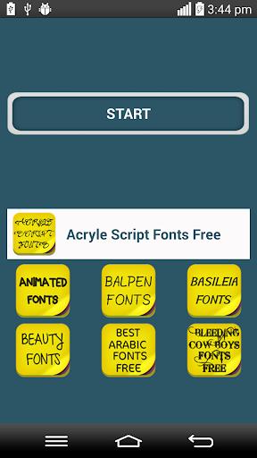 Acryle Script Fonts Free