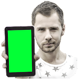 Mobile Green Screen Video Tool