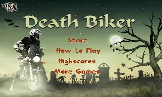 Death Biker - Racing Moto