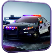 Police Car Live Wallpaper