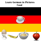 German in Pictures: Food Free
