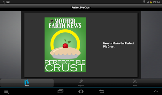 Perfect Pie Crust - screenshot thumbnail