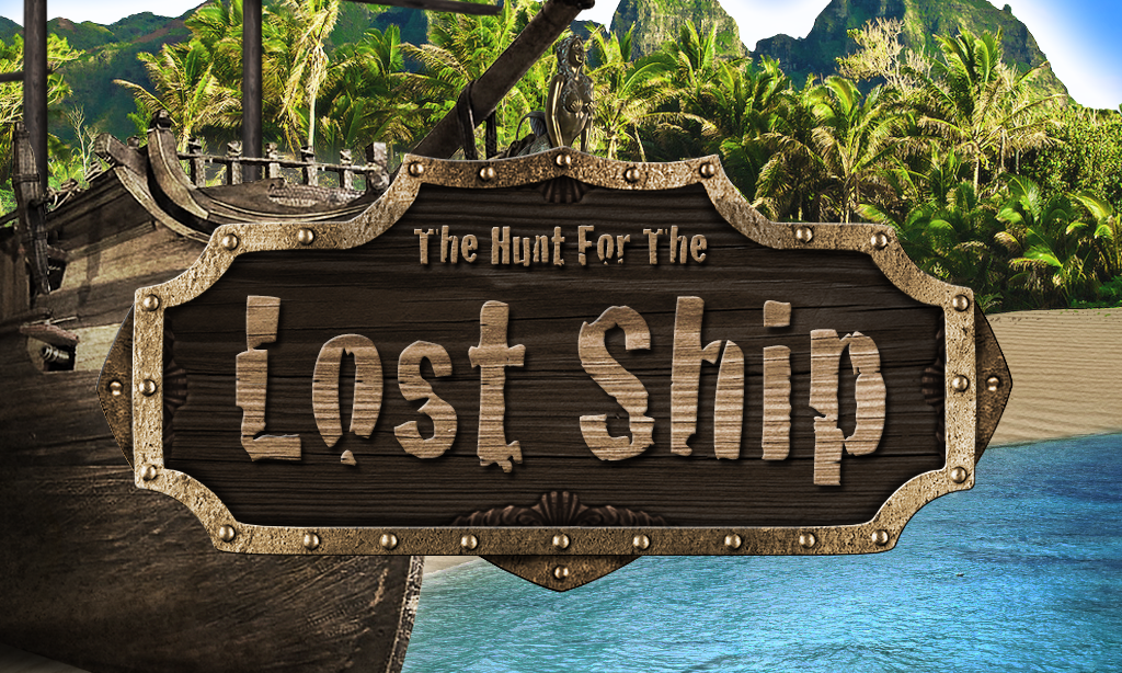 The Lost Ship- screenshot