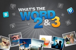 Screenshot of What's The Word 3 in 1