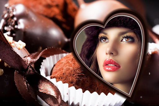 Chocolate Love Photo Frames