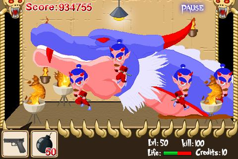 Angry Devils - screenshot