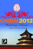 Screenshot of OHBM Annual Meeting 2012