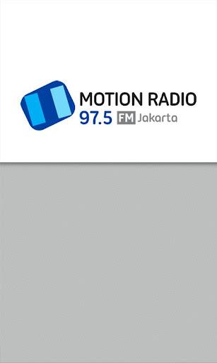 97.5 FM Motion Radio