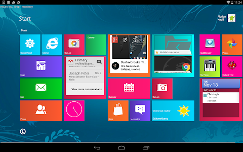 Metro UI Launcher 10 Pro v1.0.20 (Patched)
