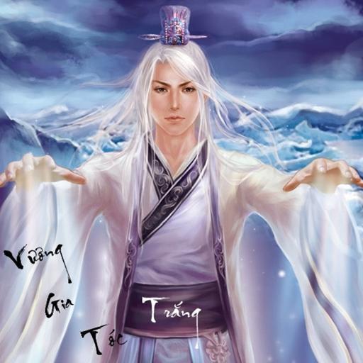 Vuong Gia Toc Trang -Ngon Tinh LOGO-APP點子