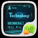 GO SMS PRO TECHNOLOGY THEME EX icon