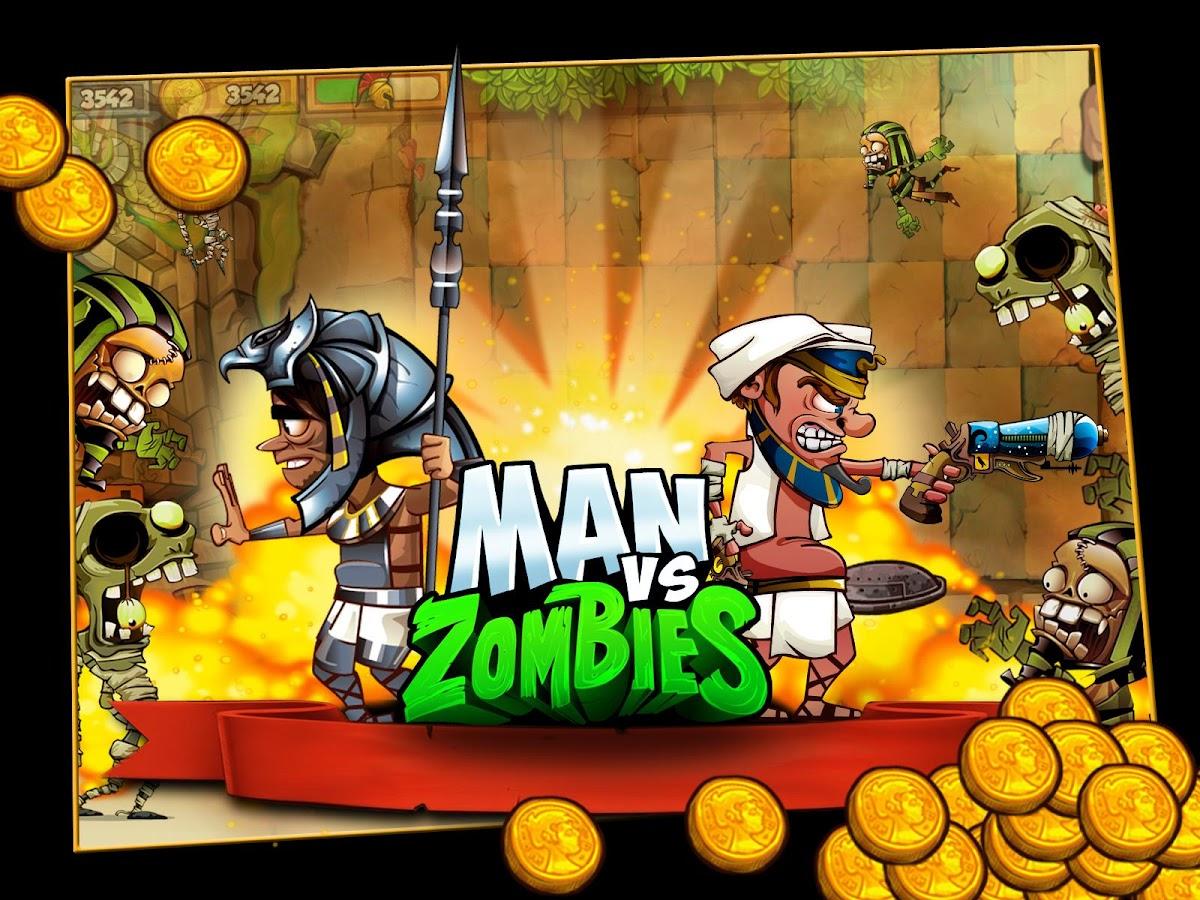 A Man Vs Zombies 112