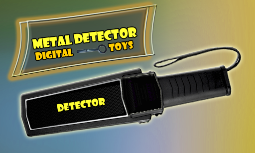 金屬探測器數碼玩具