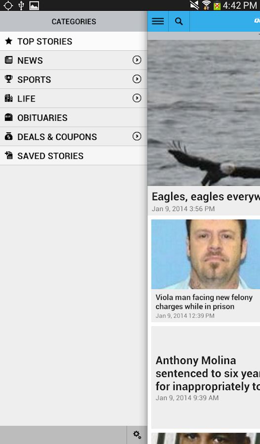 The Dispatch-Rock Island Argus - screenshot