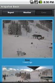 OnTheSnow Ski & Snow Report Screenshot 10