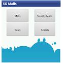 SG Malls logo