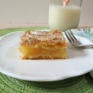 Mom's Pineapple Square Bars