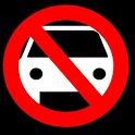 No Texting While Driving icon