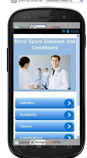 Bone Spurs Disease Symptoms