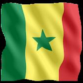 3D Flag Senegal LWP