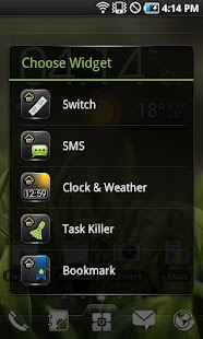 EZ SMS Widget- screenshot thumbnail