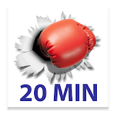 20 Minute Boxing Workout