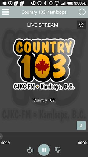 Country 103 Kamloops