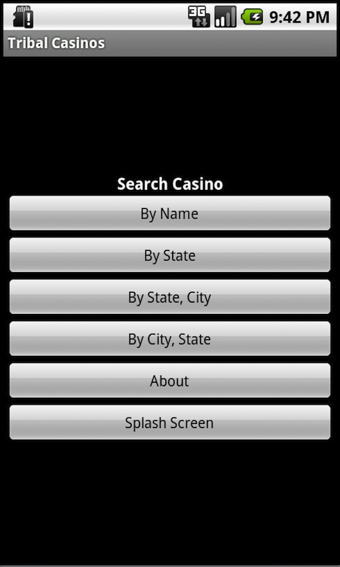 Tribal Casinos Indian Gaming screenshot #2
