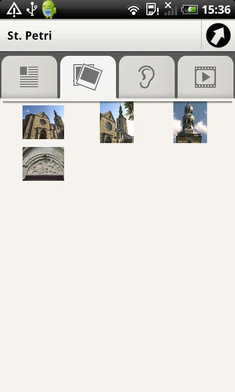 Guide4Blind- screenshot