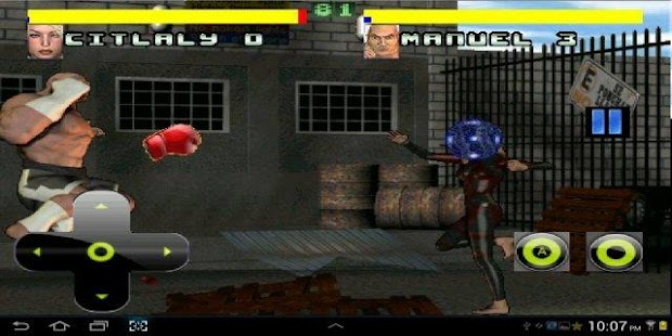 Ricardosoft Mexican Fighters - screenshot thumbnail