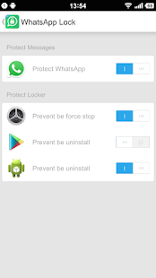 App Lock for Whats Messenger APK for Windows Phone