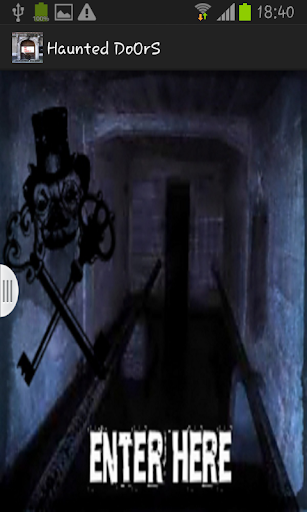 Haunted Doors AWESOME