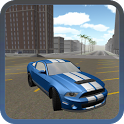 Extreme Muscle Car Simulator icon