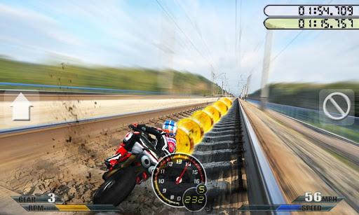 Subway Moto Race