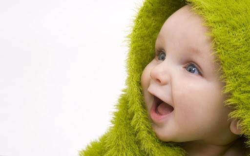 嬰兒的聲音